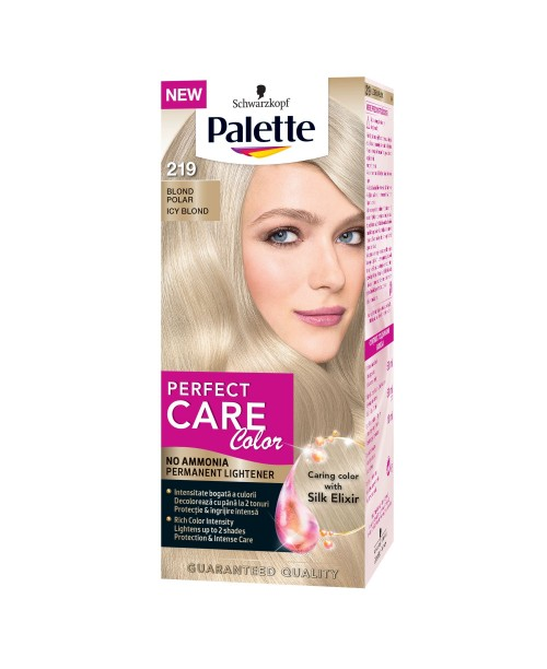 Palette Perfect Care Color 219 - Blond Polar